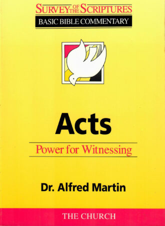 Acts - Power of Witnessing